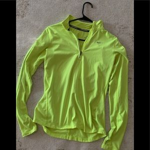Nike Dry Fit Running Long Sleeve Top